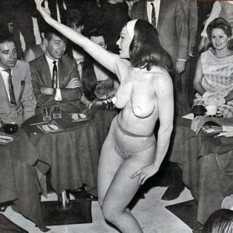 Burlesque in America: From Heyday to Final Shabby Demise