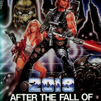 Dystopia on Tape: Post-Apocalyptic VHS Cover Art
