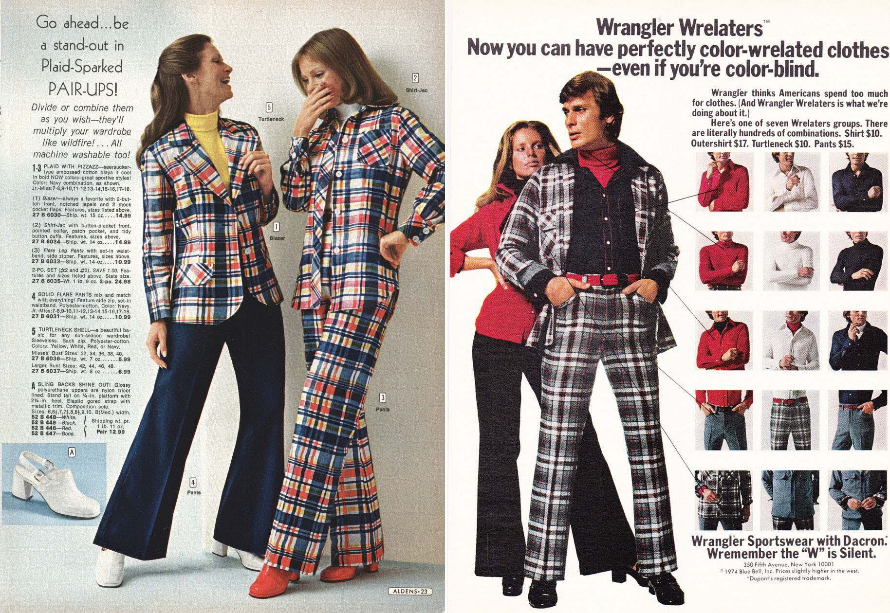 The Good The Bad And The Tacky 20 Fashion Trends Of The 1970s Flashbak