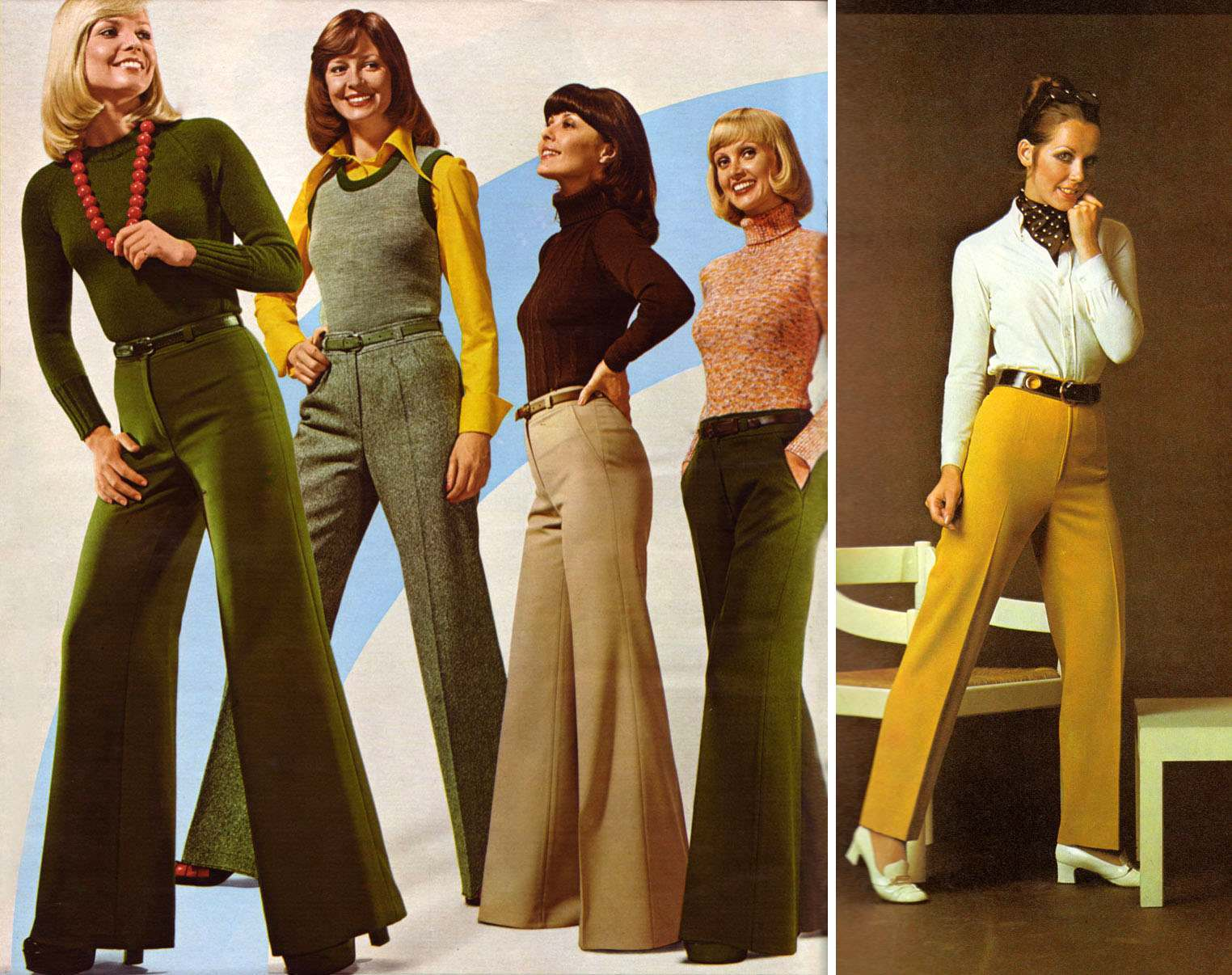 Fashion trends of 1970 15
