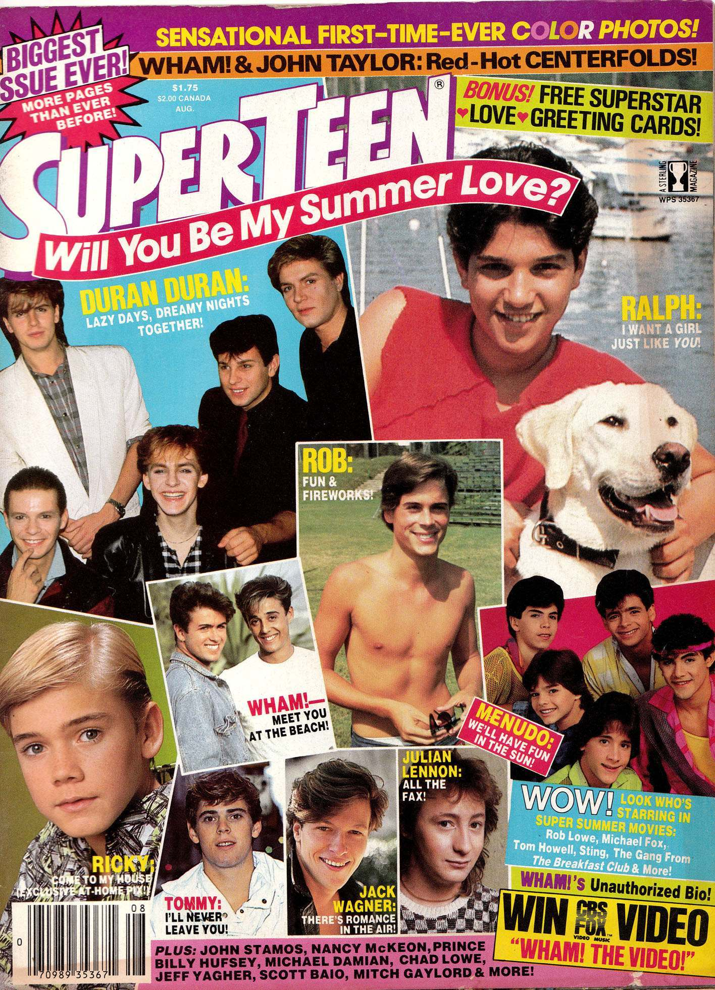 Tales Of Menudo And Macchio: A Look At 1980s Teen Magazines