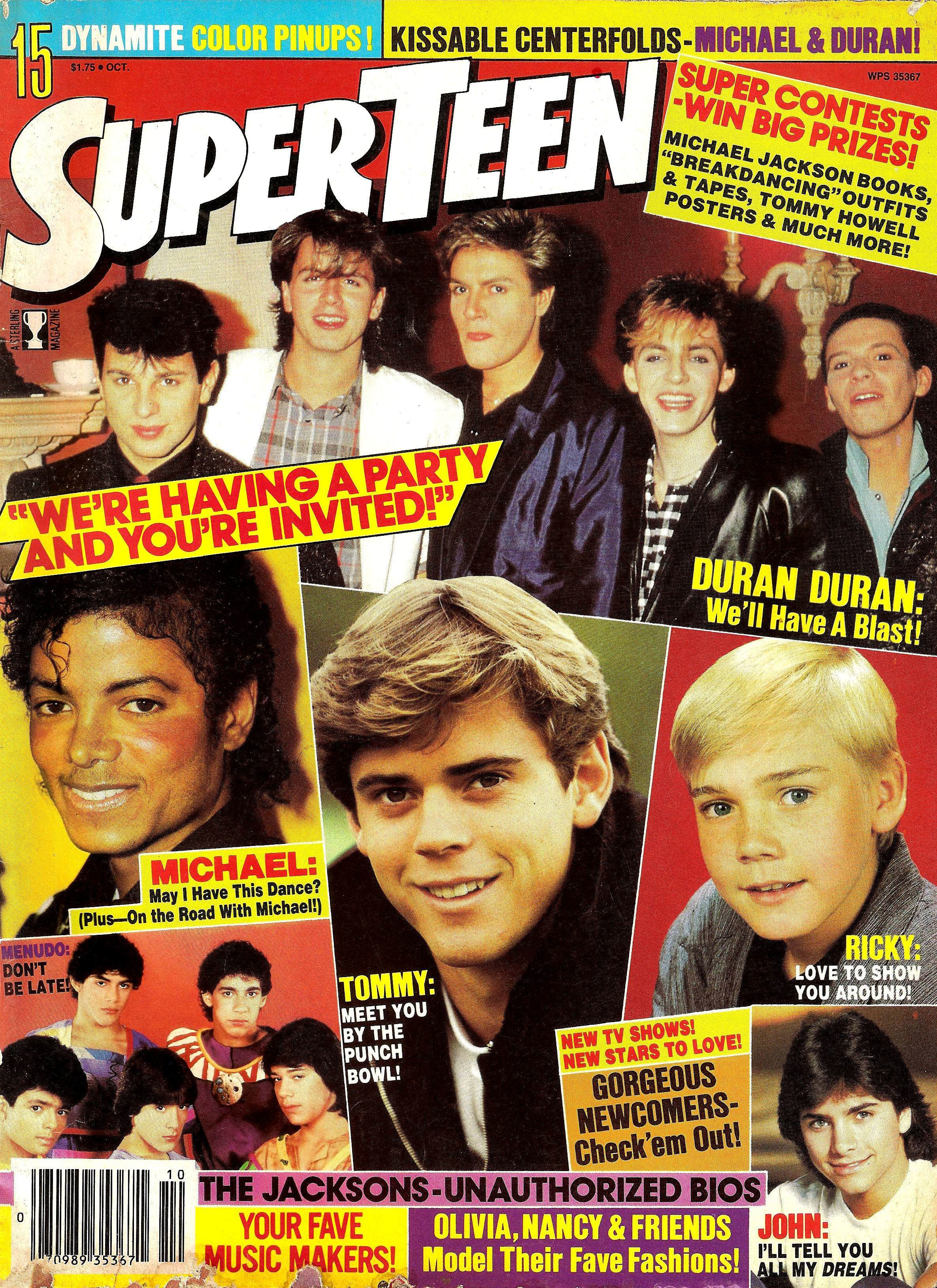 Tales Of Menudo And Macchio A Look At 1980s Teen Magazines Flashbak