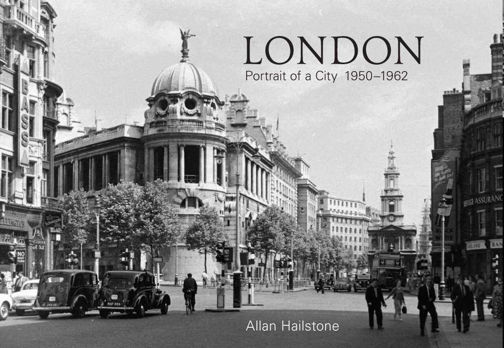 Allan Hailstone's Portrait of a City published in 2014 by Amberley Publishing.