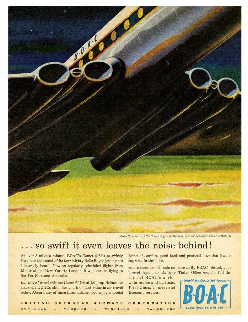 British Overseas Airways Corporation