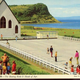 Twenty-one Further Examples of the Fabulous John Hinde Butlins postcards