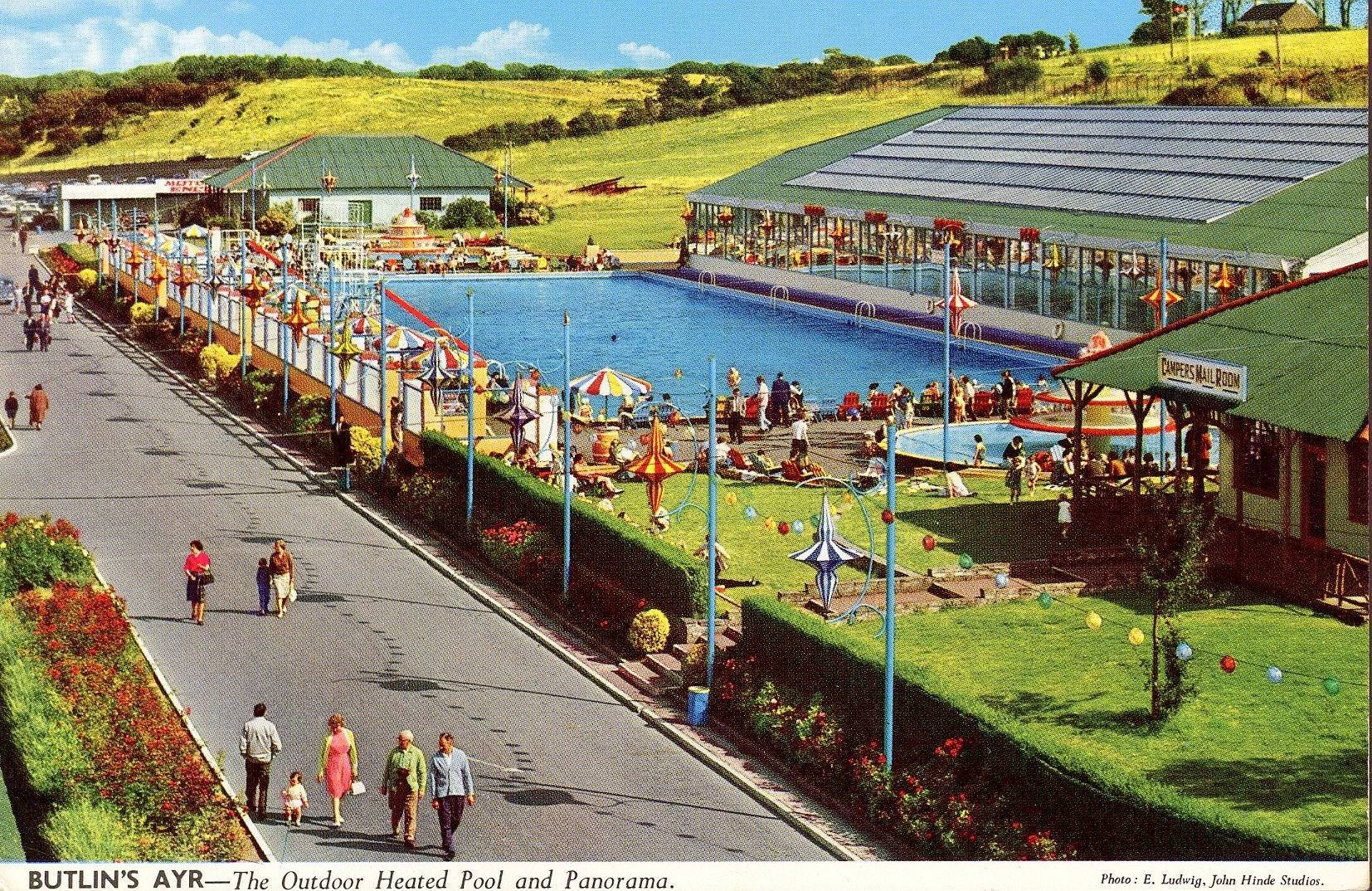 Butlins Ayr - Outdoor Pool