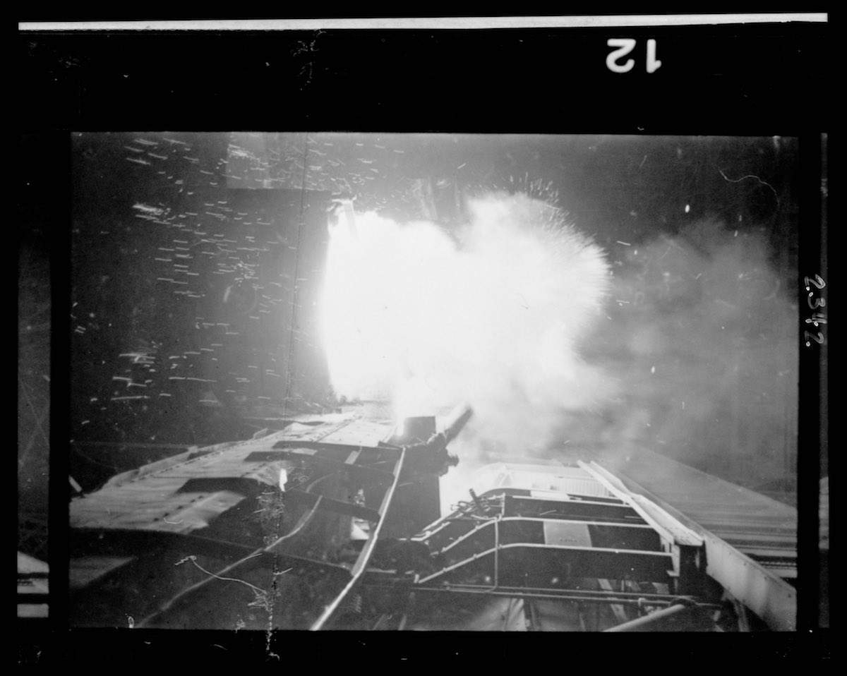 Kubrick Smelter in a steel mill, Chicago, Illinois