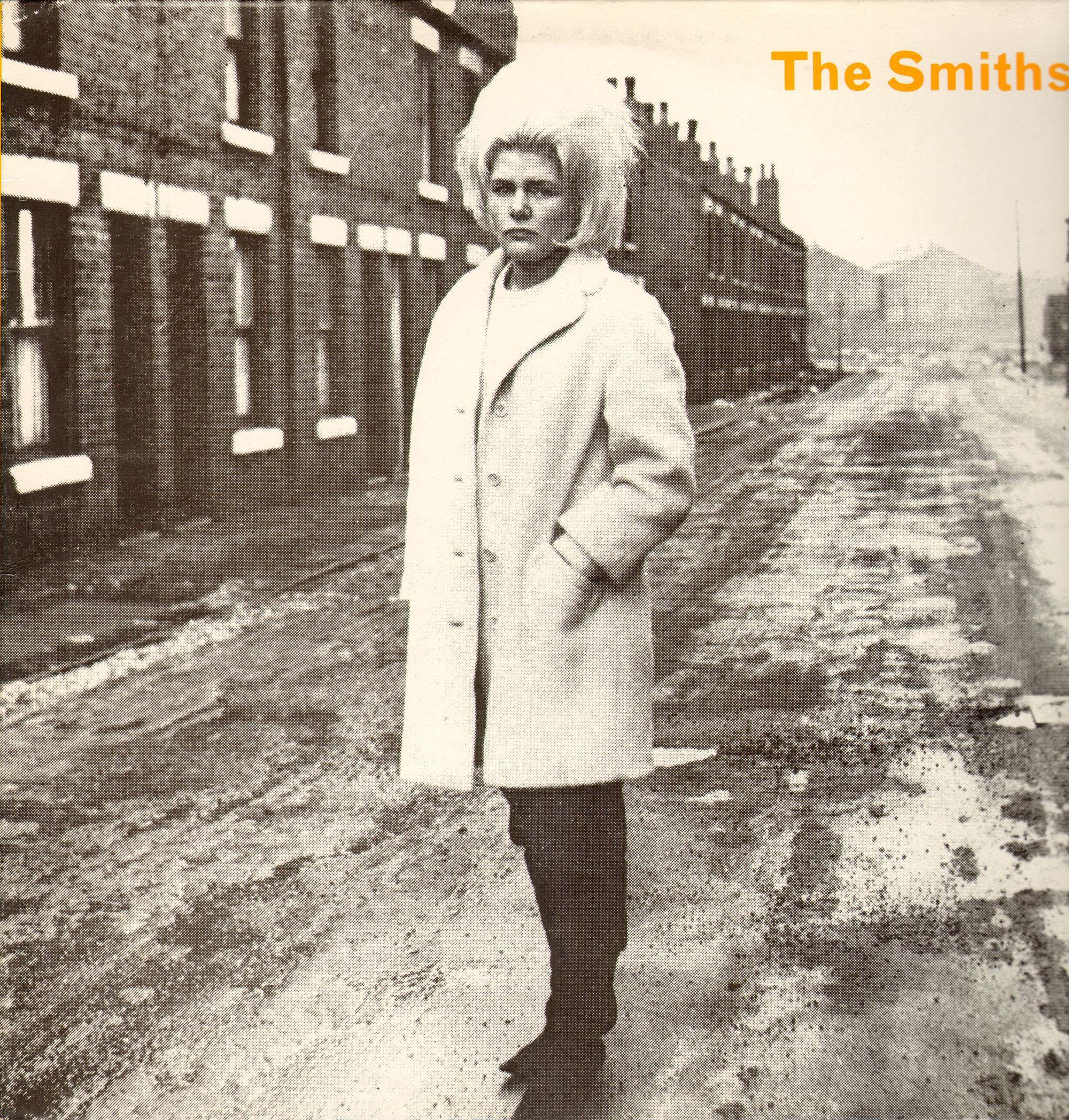 Cover of the Smiths' Heaven Knows I'm Miserable Now single.