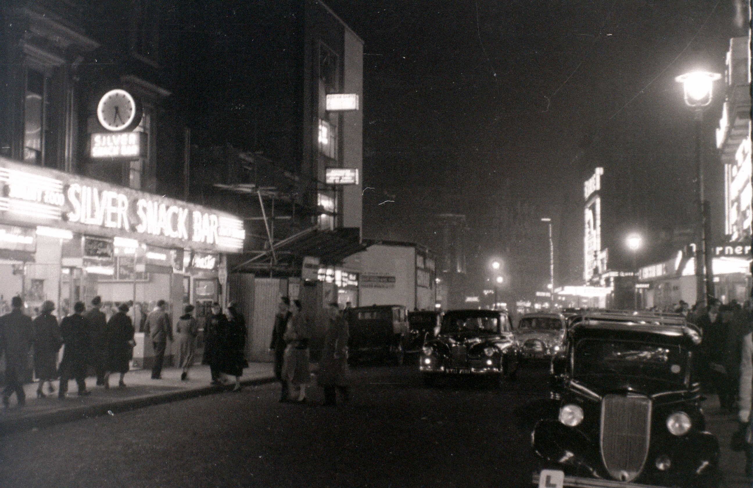 Cranbourne Street 5th November 1955