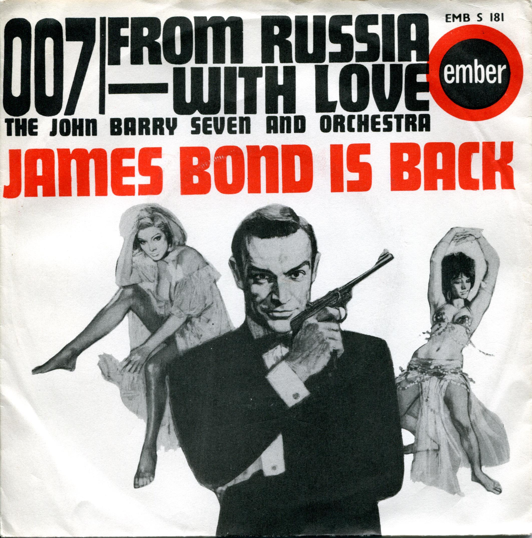 From Russia with Love soundtrack Ember