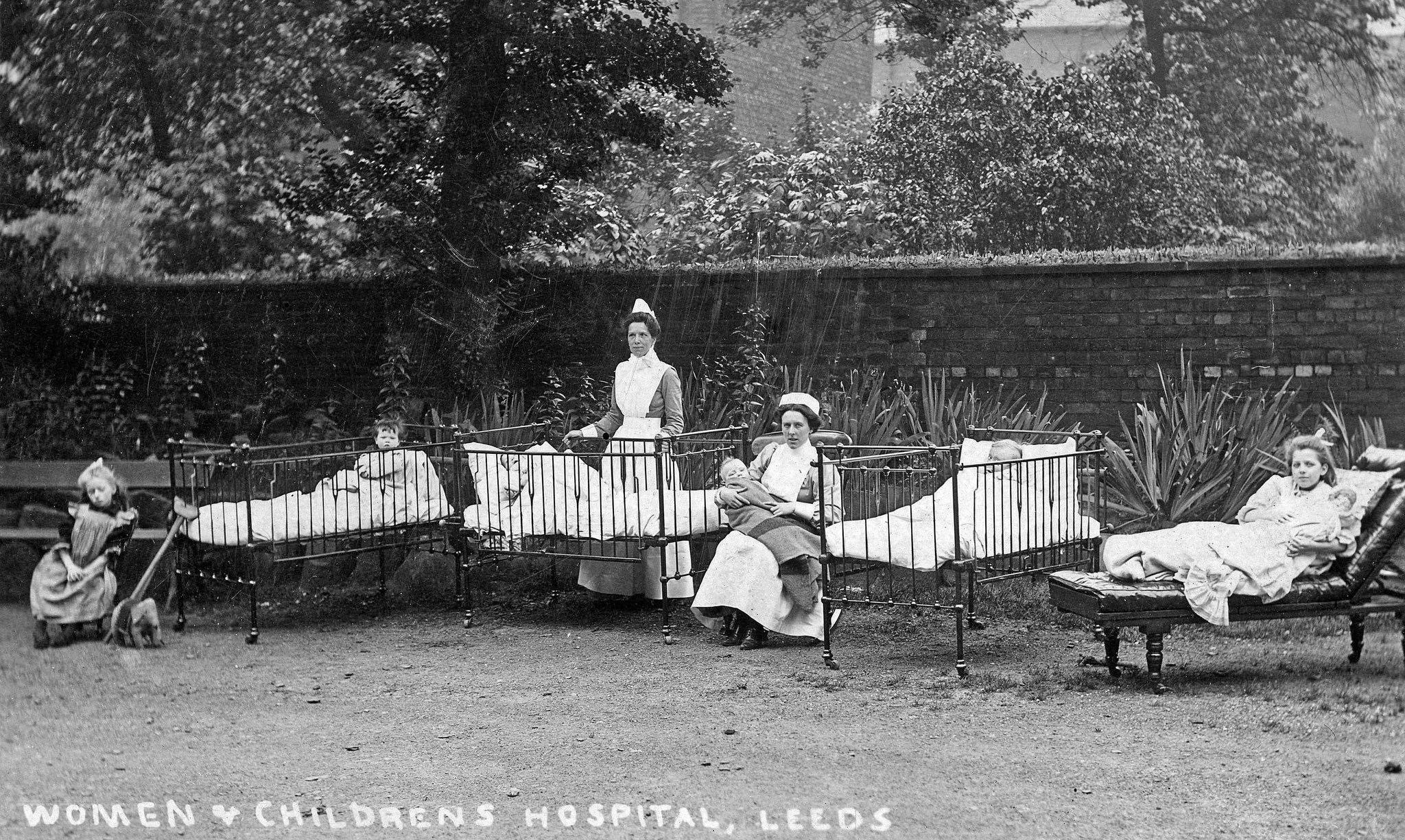 Leeds Women and Childrens Hospital.