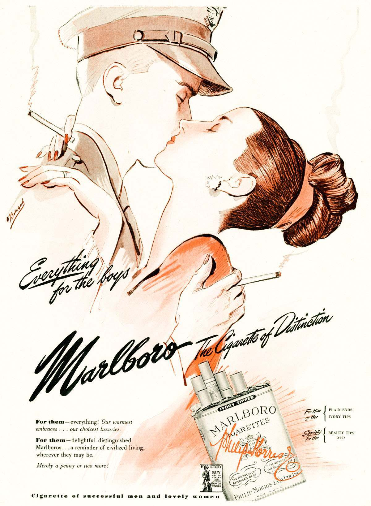 Marlboro for women 2 1940