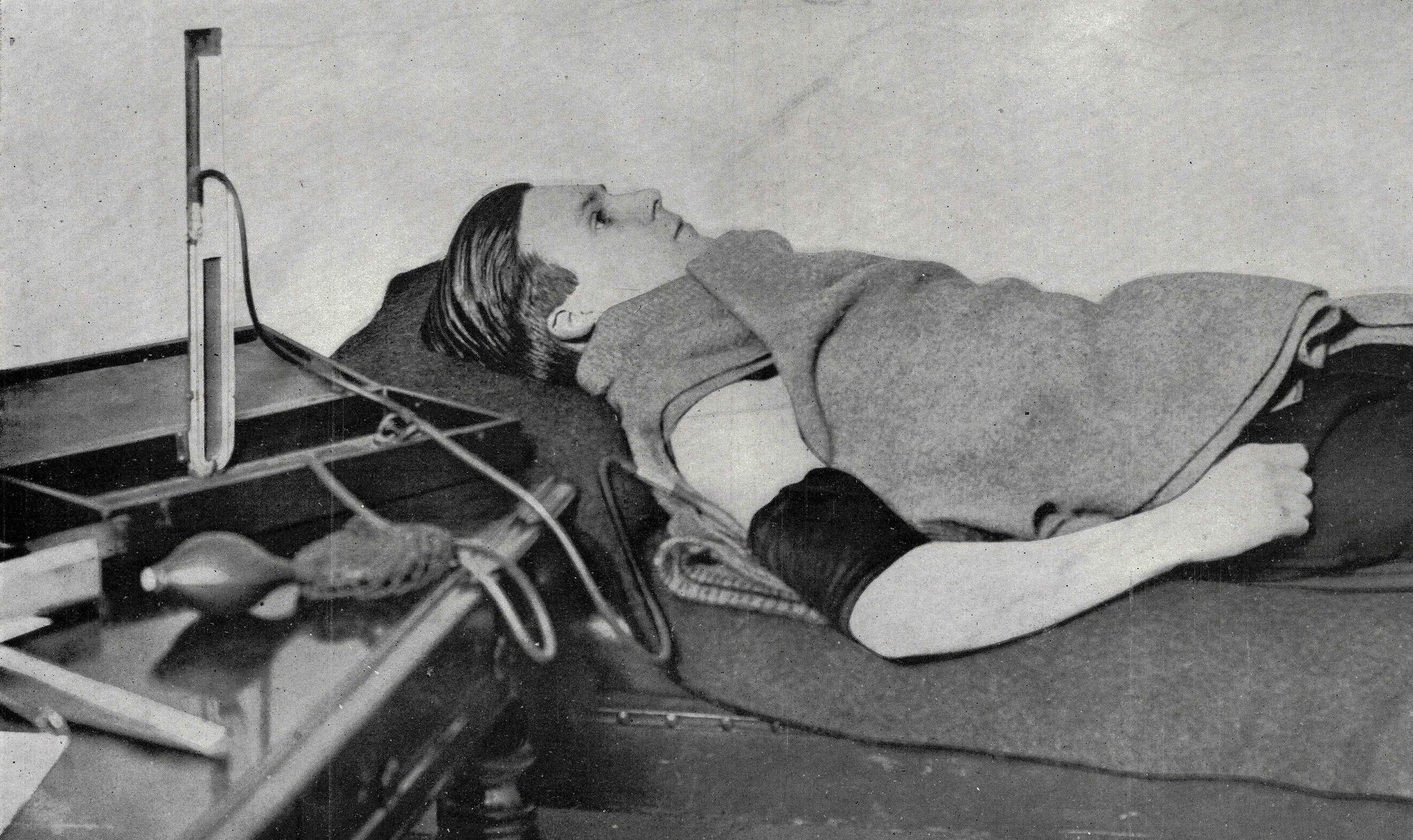 National Hospital for Diseases of the Heart  Image from the 'Illustrated War News' 1916
