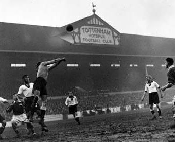 When Nazi Germany Saluted England At Spurs' White Hart Lane: 1935