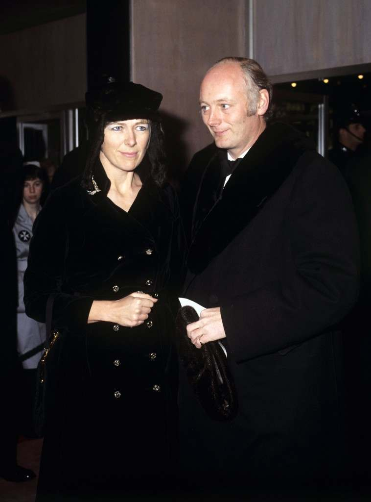 Lord and Lady Montagu of Beaulieu attend the Royal World Charity Premiere of Chitty Chitty Bang Bang at the Odeon, Leicester Square, London. Ref #: PA.12641980  Date: 16/12/1968