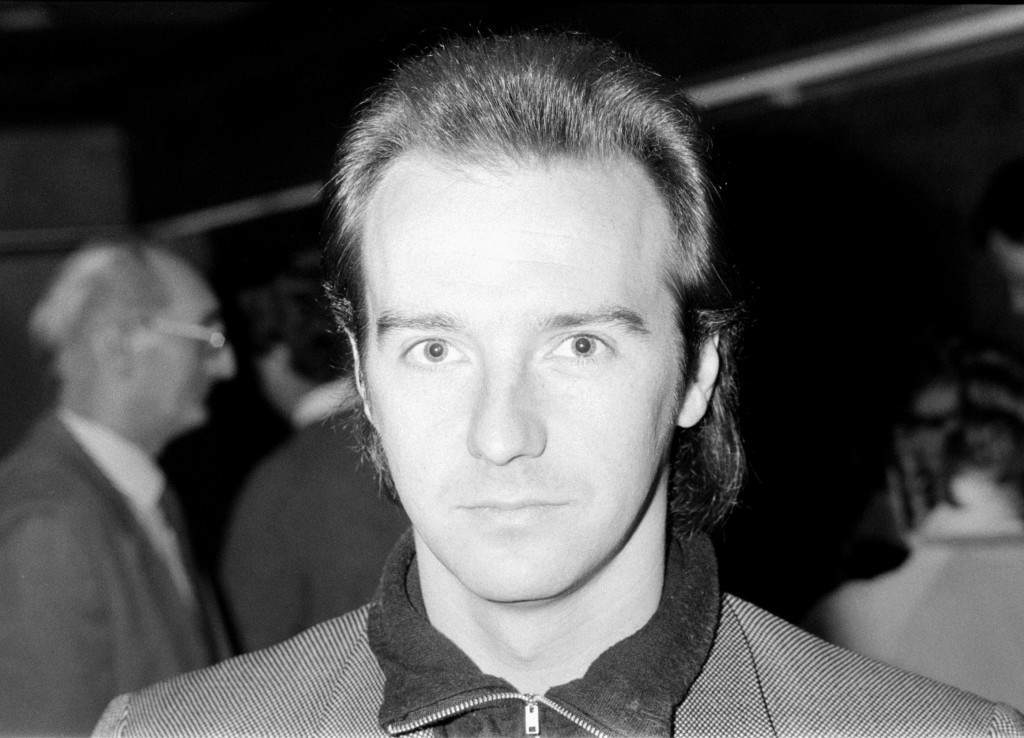 Midge Ure, 31 of the Rock Group Ultravox, who with Bob Geldof wrote the Band Aid single 'Do They Know It's Christmas?'. PA-2099462
