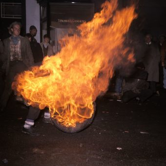 Health and Safety be Damned! The 1963 Tar Barrel Burning Ceremony of Ottery St Mary's, Devon