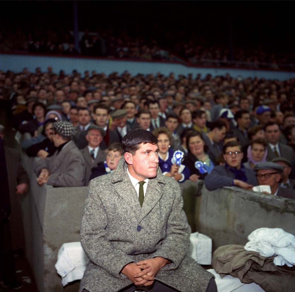 Crowd scenes at St James's Park, Newcastle 1960 352-2 Ref #: PA.4700270  Date: 01/01/1960