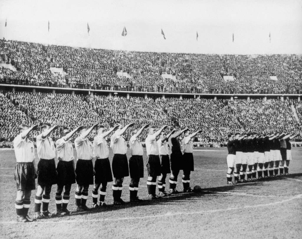 Soccer - International Friendly - Germany v England - Olympic Stadium - Berlin - 1938