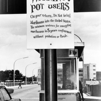 Texas 1970: A Warning To Pot Users