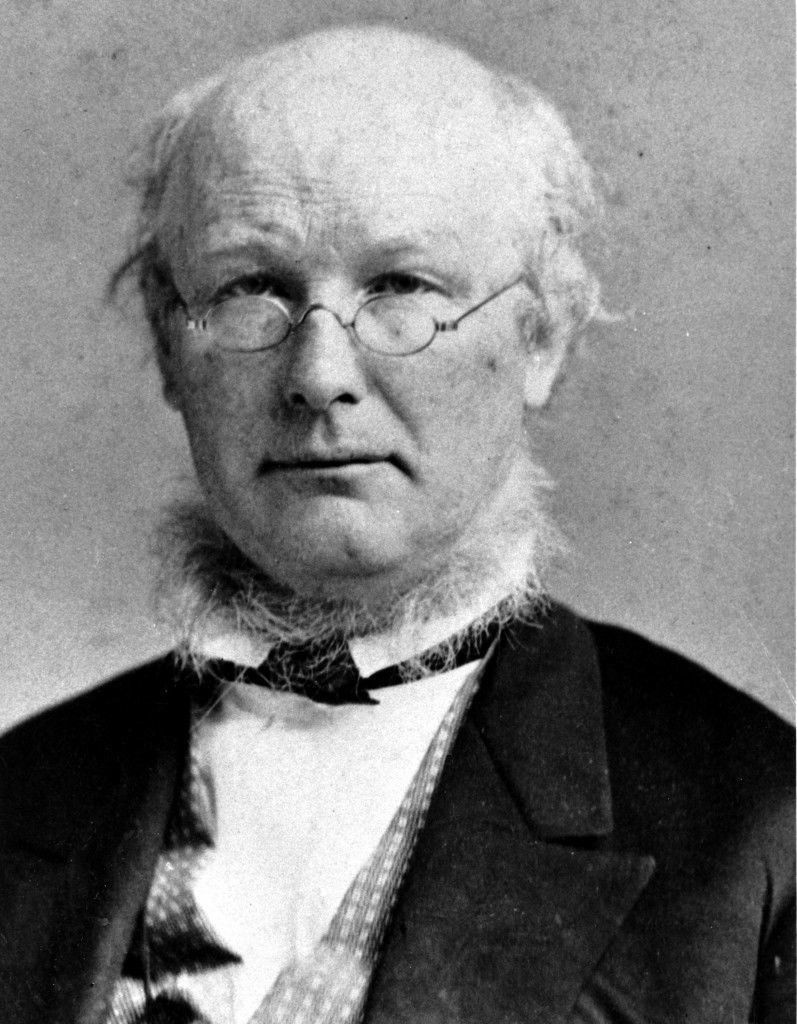 This is a photo of Horace Greeley in 1868. Greeley was the editor of the weekly Ref #: PA.8631743  Date: 01/01/1868
