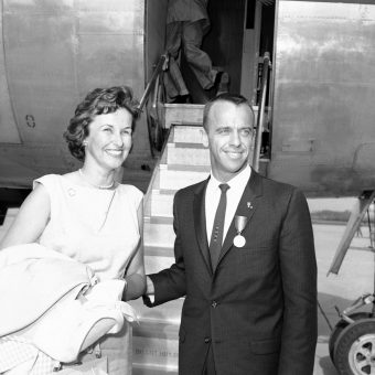 May 5, 1961: Alan Shepard Blasts Off To Outer Space And Comes Back Alive (Photos)