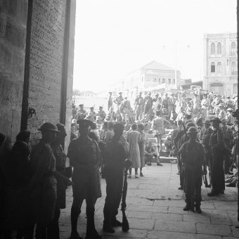 Photos Of Palestine And Israel 1930-1949