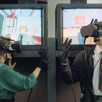 Jaron Lanier's EyePhone: Head And Glove Virtual Reality In The 1980s