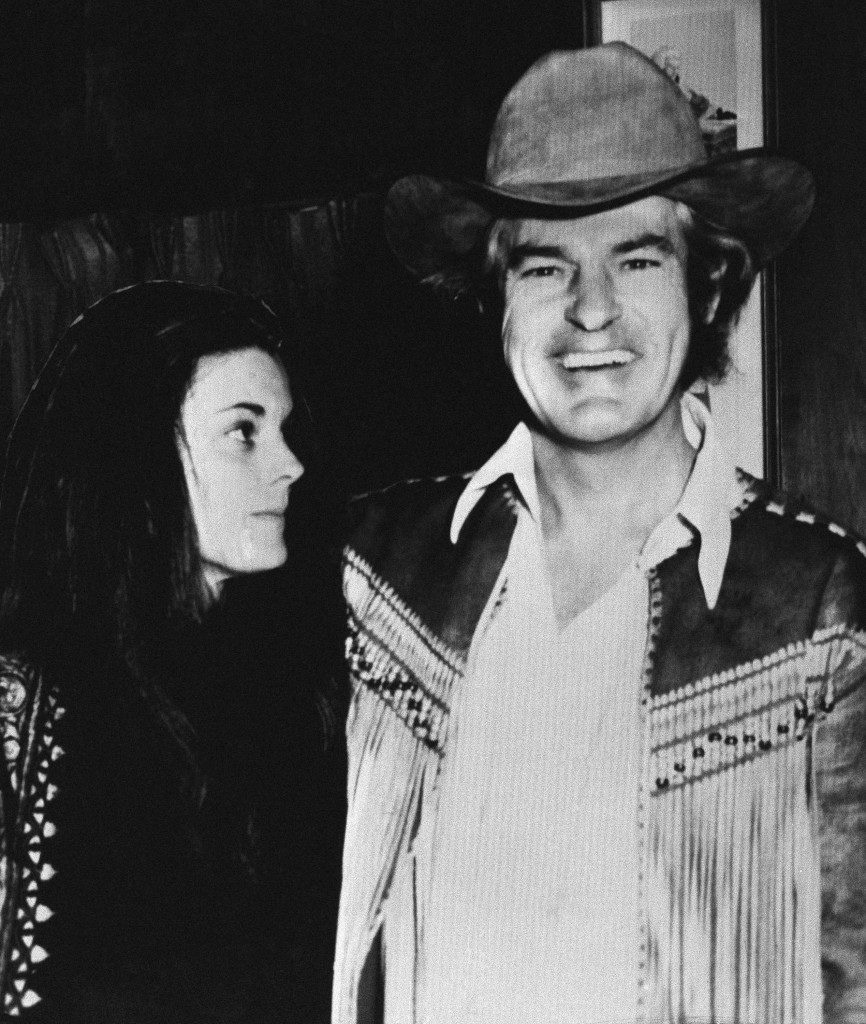 Dr. Timothy Leary, 49, former Harvard instructor and exponent of using marijuana and LSD, is with his wife, Rosemary, 33, as they arrived for Leary's trial in Laredo, Texas, Jan. 20, 1970. Leary is charged with illegally transporting marijuana and is being retired after the U.S. Supreme Court overturned his 1966 conviction. (AP Photo) Ref #: PA.9781608