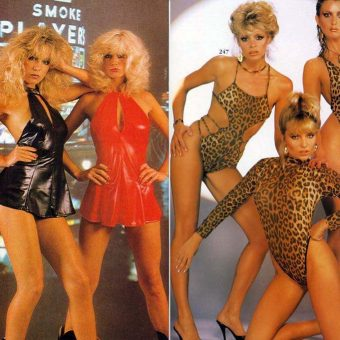 The Tacky Splendor of Sleazy Disco Fashion Catalogs