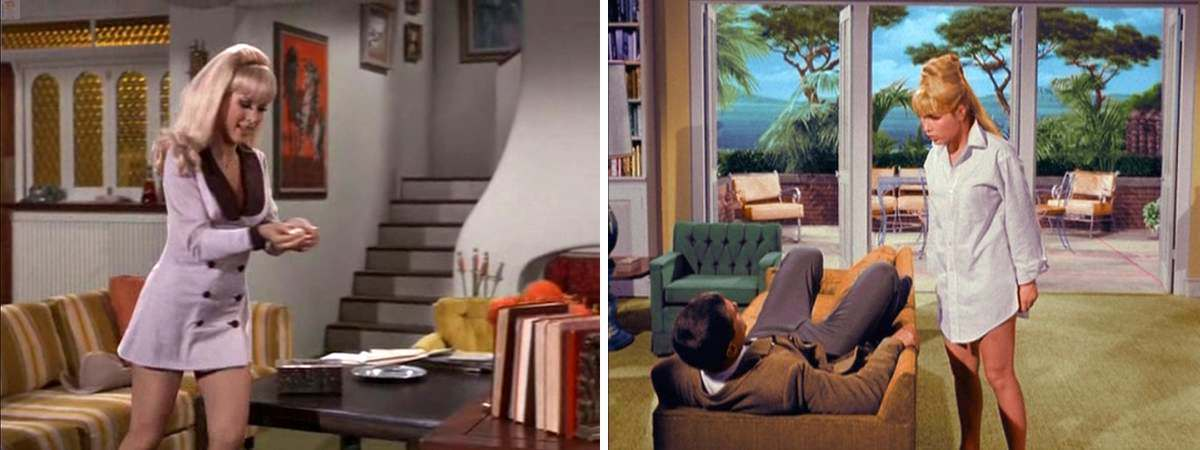 1950s house interior. Dreamofjeannie Home The Top 15 TV Sitcom Homes Of The 1950s 70s You D Most Want To Live