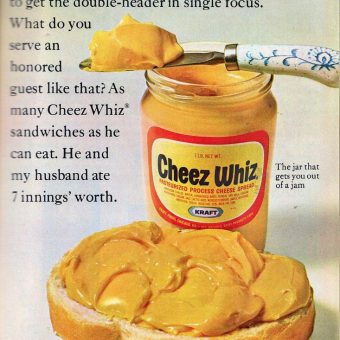 Cheddar Nightmares: Cheese Adverts of the 1960s-70s