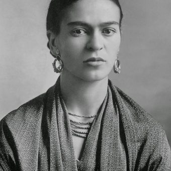 Portraits of The Baby And Young Frida Kahlo Taken by Her Father Guillermo