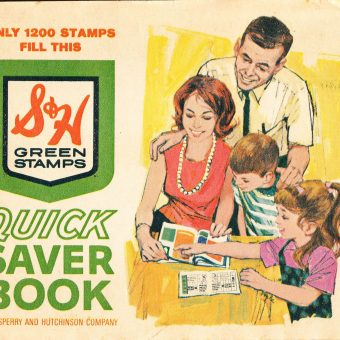 Livin' the Dream with Green Stamps: A 1975 Catalog