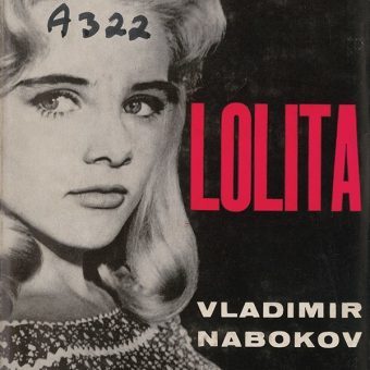 Sixty Years of Lolita Book Covers