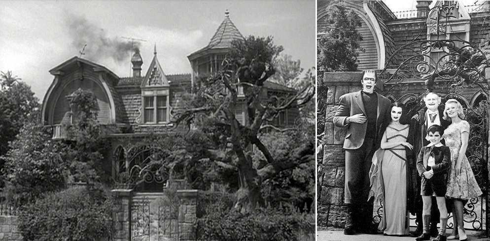 munsters home