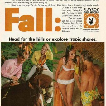Bikini Marketing: Travel Adverts of the 1960s-80s