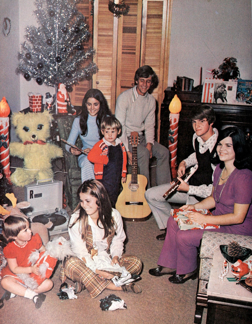 70s Christmas.Christmas Past To Present 5 Yuletide Comparisons Flashbak