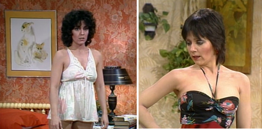 Commit Threes company sexy moments remarkable