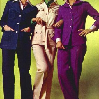 1970s Danish Catalog of Bad Fashion and Paralyzing Awkwardness