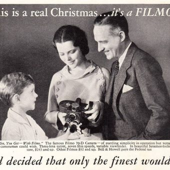 Mad, Sexist and Above All Brilliant Vintage Christmas Ads (Part 2)
