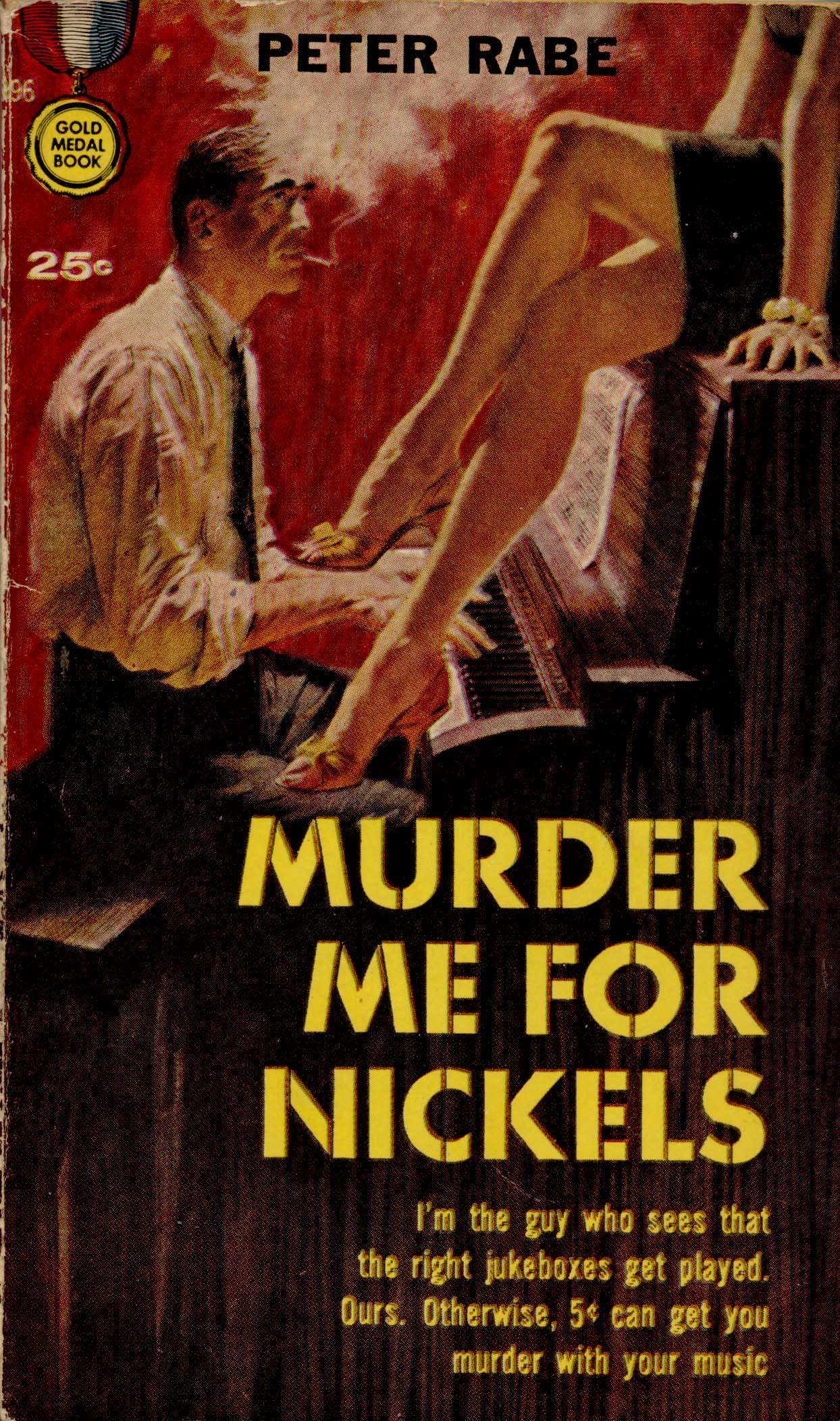 Murder Me for Nickels, 1960.