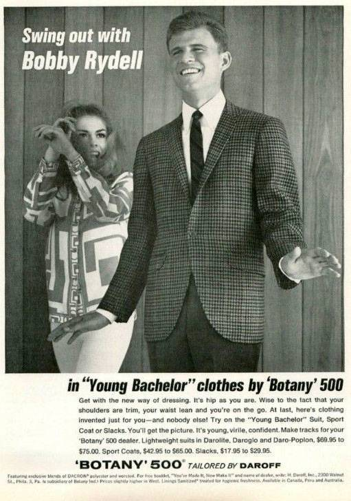 1966 Botany 500 tailored by Daroff