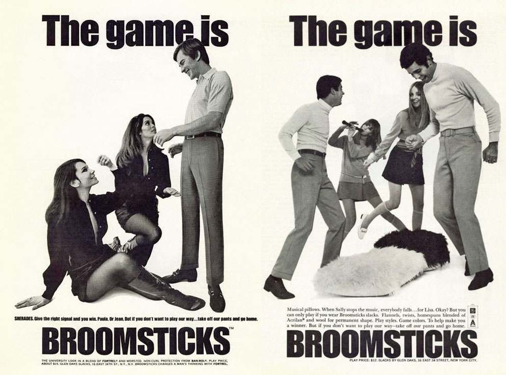 1967-1968 Broomsticks