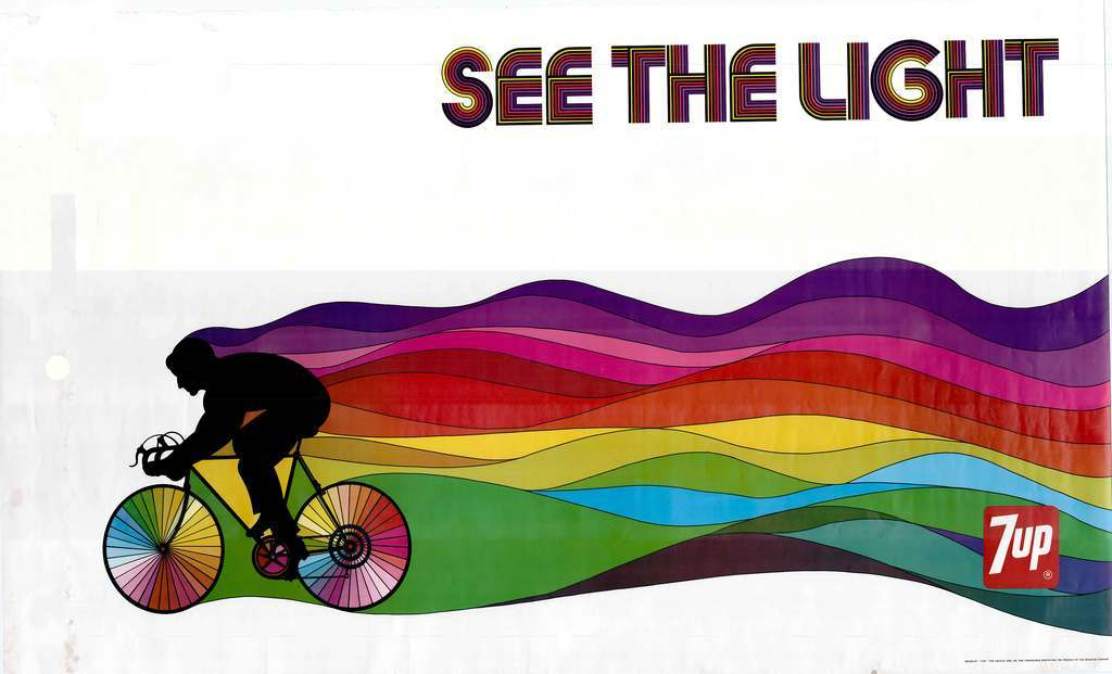 'See The Light' by Bill Bosworth, 1973.