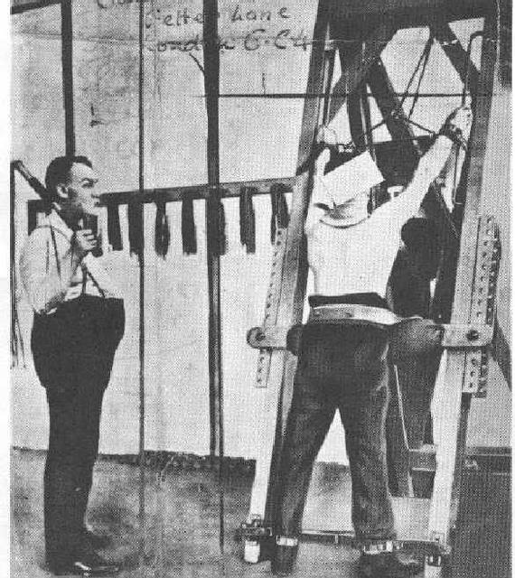 Drooling Prisoner Is Flogged