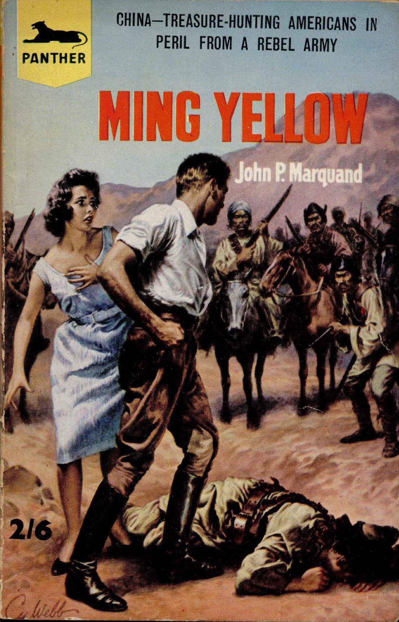 Ming Yellow Reginald Heade