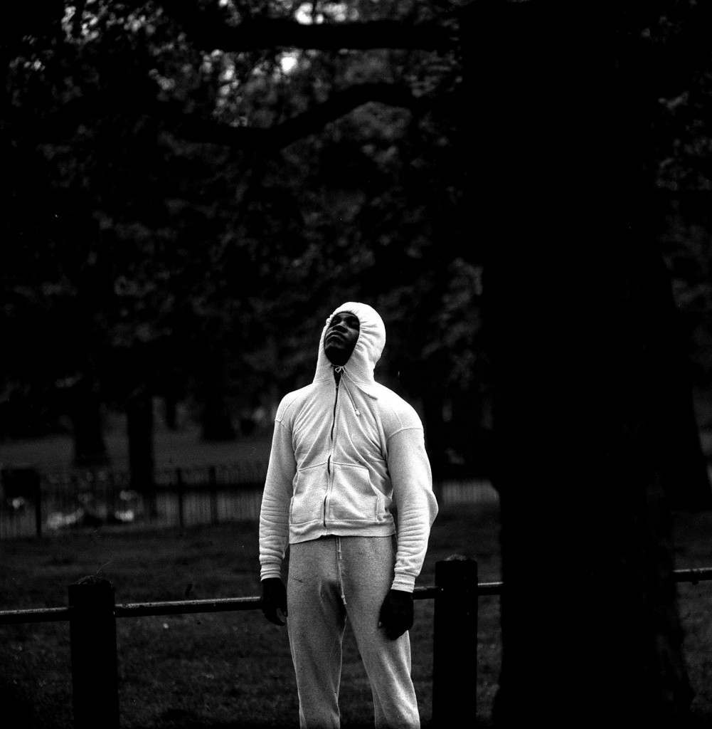 Boxer Cassius Clay rests during an early morning run in London's Hyde Park. Clay is preparing for his fight at Wembley with British heavyweight Henry Cooper. 17/01/02: Ali celebrates his 60th birthday. Ref #: PA.1461416 Date: 28/05/1963