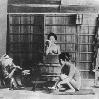 The Joy Of Taking A Bath In the 20th Century