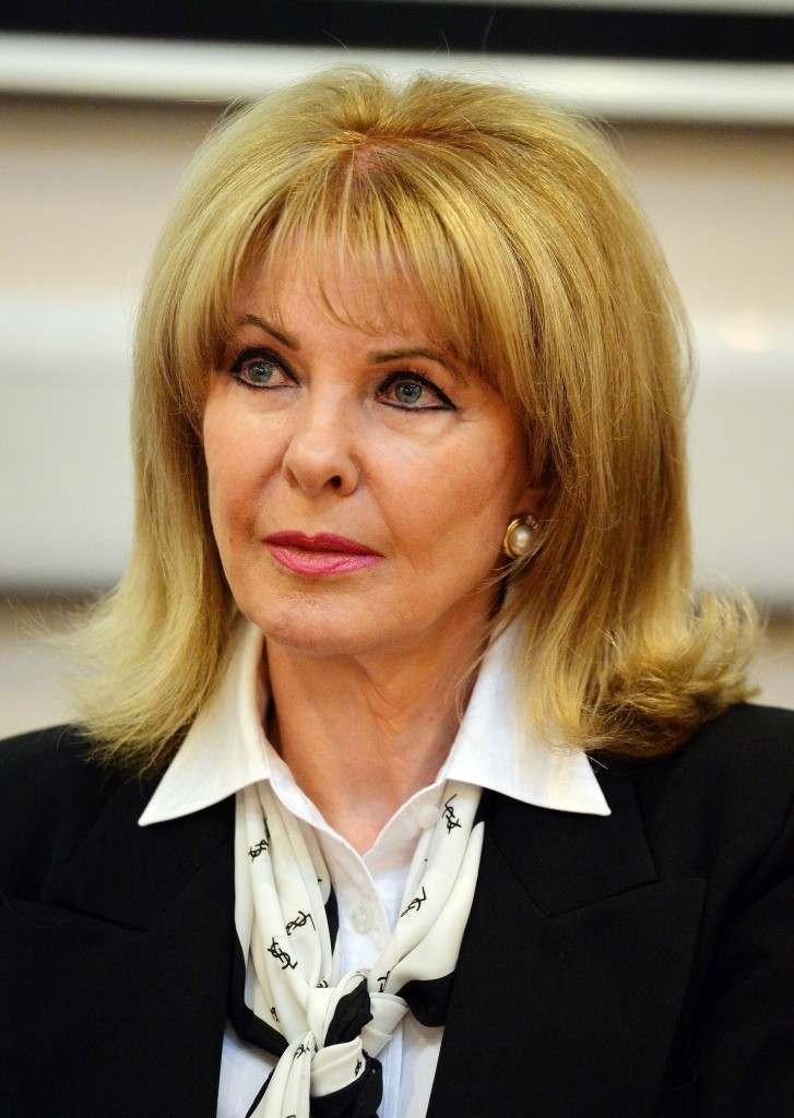 File photo 02/12/13 of Mandy Rice-Davies